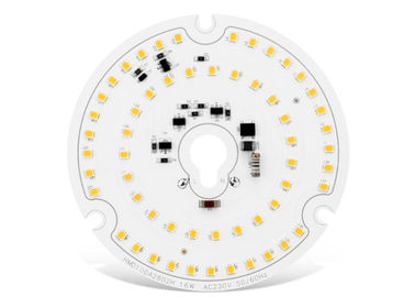 Driverless LED Engines Light Flicker Free Modules16W برای سقف نور ، چراغ آهنگ