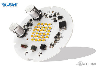 90CRI Low Flicker 65mm Full Color Led Module 3030 Leds D65MM با 30٪ سوسو زدن