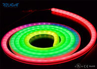 چین High Brightness 5050 RGB 72W Dimmable Flexible LED Strip Lights For Home / Bar کارخانه