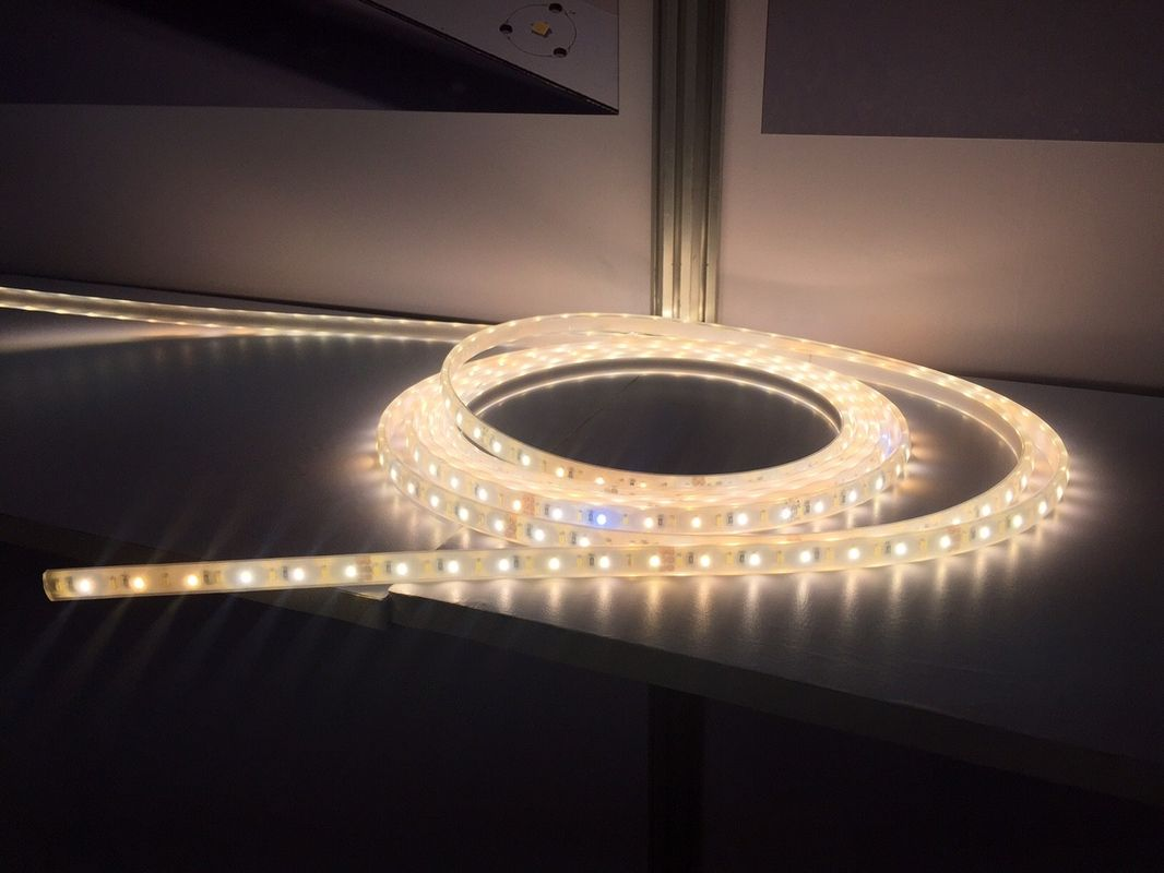 Customized Waterproof SMD 3528 Led Strip Lights 16.4Ft For Party / House Decoration