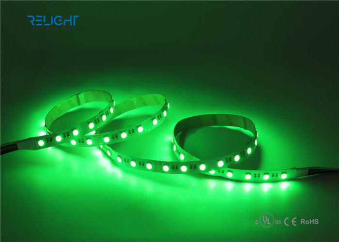 Festival Carnival Magic Color Waterproof LED Strip Lights RGB 36W Power