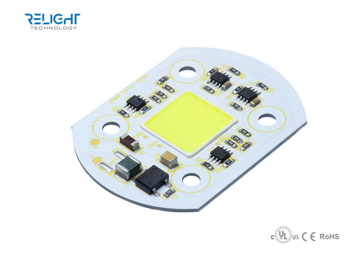 20 W Led Ac Module For Flood Lighting Fixture / Desk Light High Power Led Module