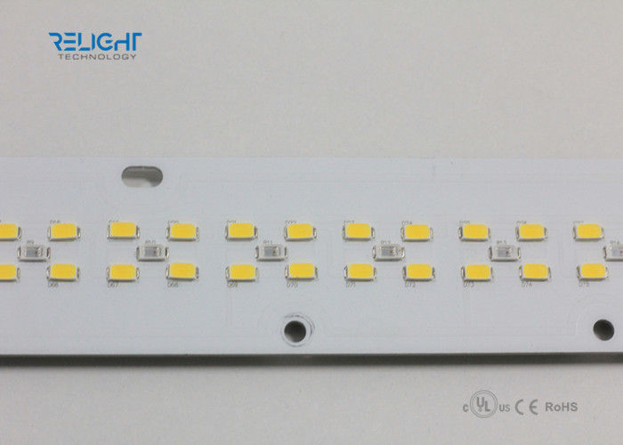 LED Linear Light Module Aluminum PCB with perfect square light source 14W 2300lm 560x24mm